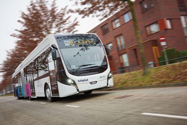 Elektrobus VDL Citea SLFA Electric. (foto: VDL Bus & Coach)