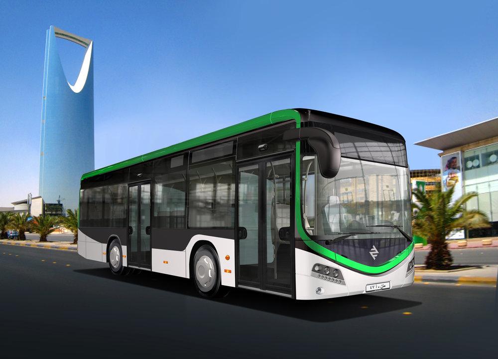 MAN Lion's City M pro Rijád. (zdroj: MAN Truck & Bus)