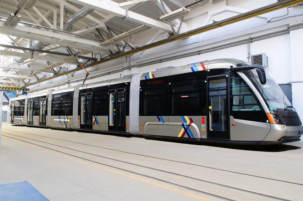 Electron doposud vyrobil a předal do provozu jen 12 tramvají. Ambice byly původně mnohem větší. (foto: Electron)
