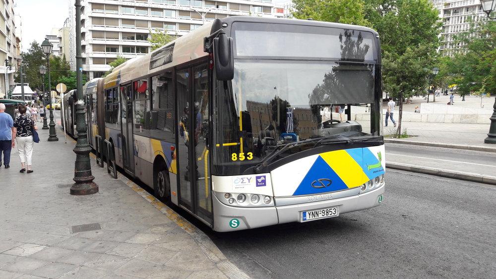 Polský Solaris sice v původní soutěži na tramvaje neuspěl, ale v Aténách už zastoupený je.
