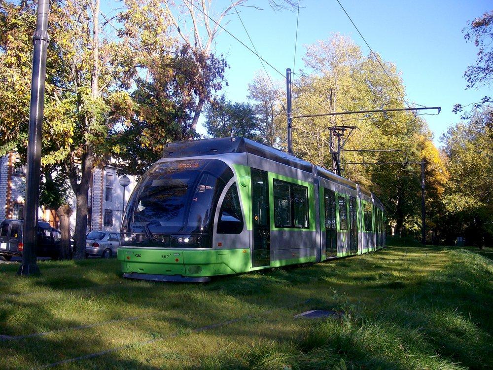 Příští rok bude tramvajová síť ve Vitorii slavit 10leté výročí. O rok později jí bude naděleno nepatrné prodloužení. (foto: Juanjo Olaizola Elordi)