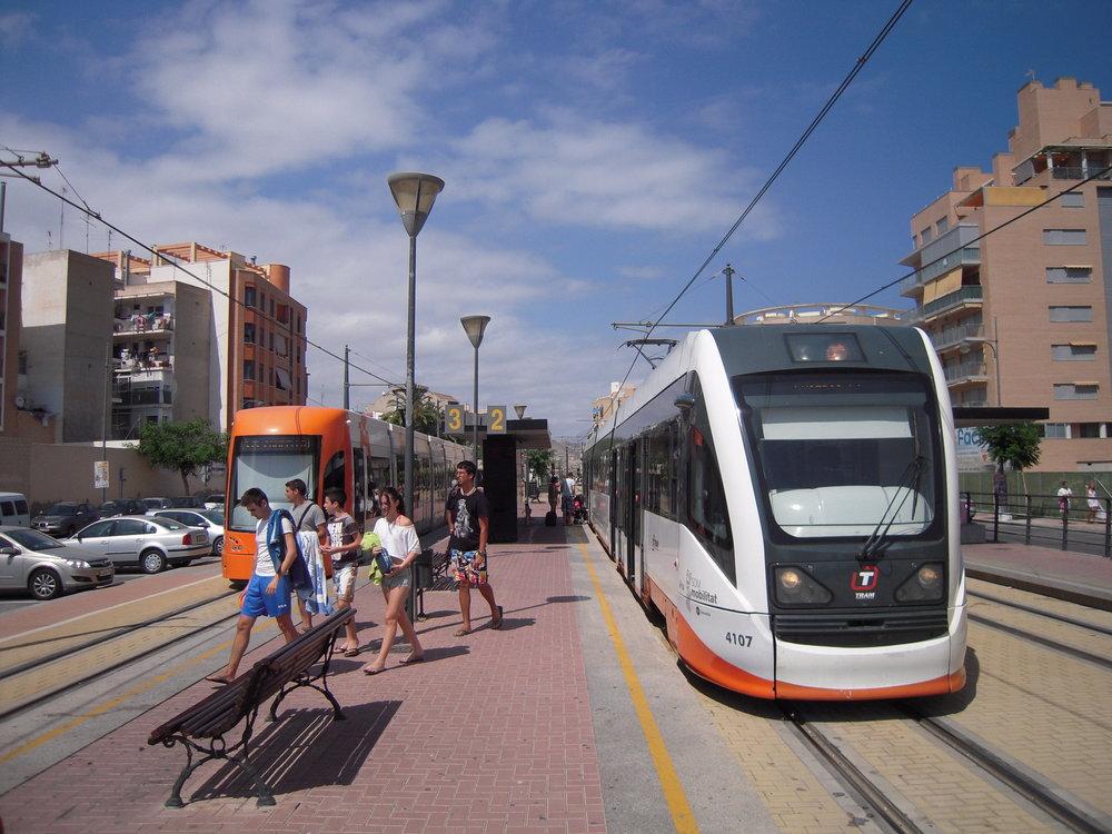 Zastávka El Campello