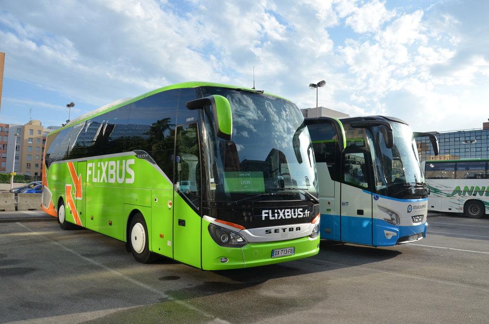 Autobus společnosti FlixBus. (zdroj: Wikipedia.org)