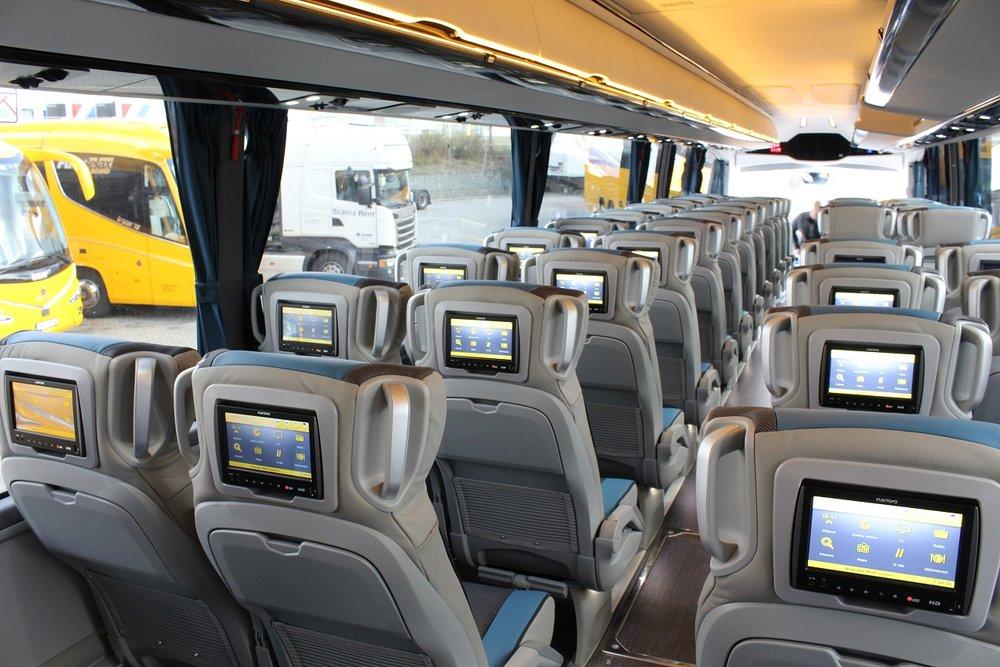 RegioJet může konkurovat například vnitřní výbavou autobusů či přítomností palubního personálu. (foto: RegioJet)