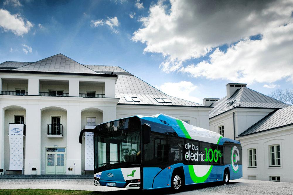 Nové Urbino 12 electric si našlo cestu už i do Rumunska. Místní dopravce CTp pořídí minimálně 10 vozidel. (foto: Solaris Bus & Coach)