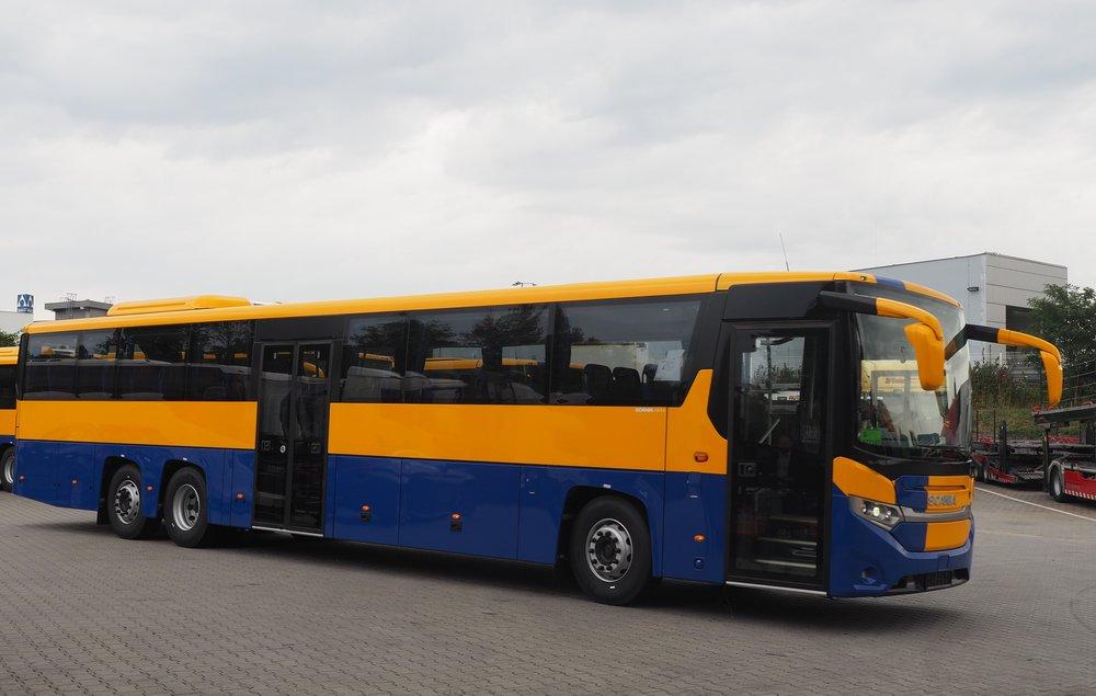 Modelová řada Interlink je nabízena od roku 2015. (foto: Scania)