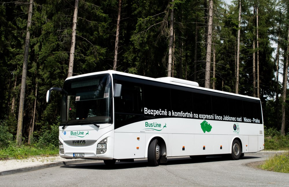 Iveco Crossway pro BusLine. (foto: Iveco Bus)
