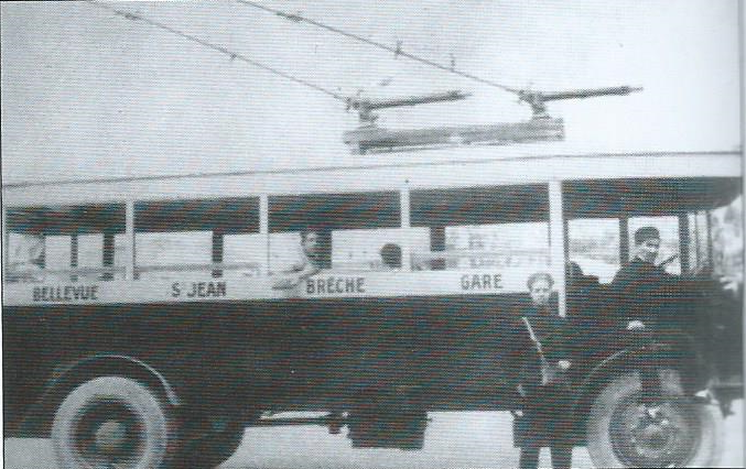 Boční pohled na vůz typu O.T.C. 2 (foto: archiv G. Mullera)