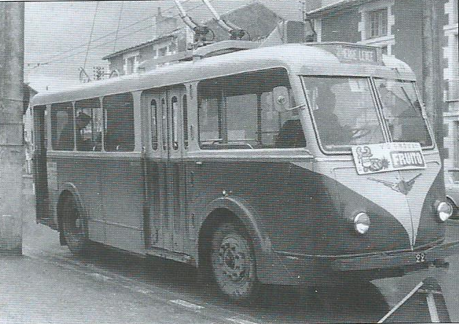 Tento vůz typu CB 40 ev. č. 22 působil v Poitiers. (foto: C. Buisson)