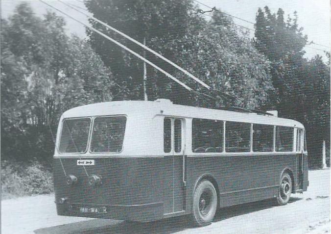 Záď vozidla typu TEA 1. (foto: VETRA / archiv G. Mullera)