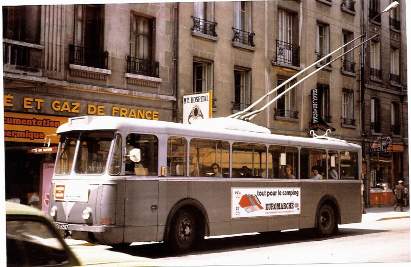 Limožská VETRA typu VBR na snímku z roku 1976. (foto: Martin Nimmo)