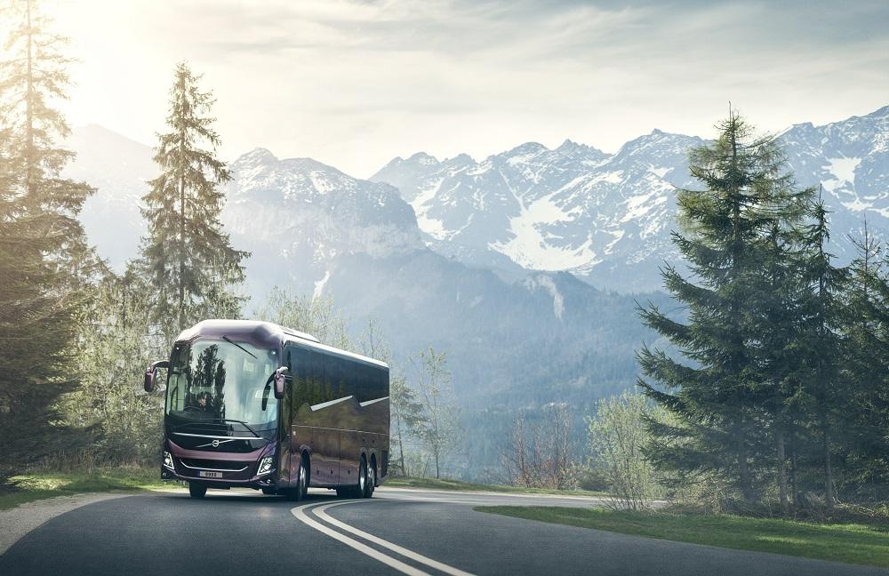 Nové Volvo 9900. (foto: Volvo Buses)