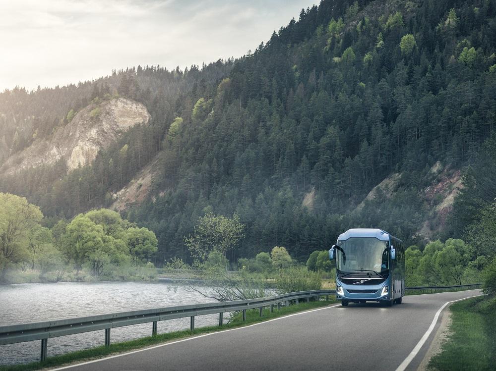 Nové Volvo 9700. (foto: Volvo Buses)