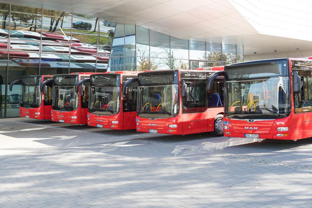 Autobusy MAN Lion's City nejsou u DB novinkou, v současné době například dodává výrobce provozovatelům sdruženým pod značkou DB Regio AG autobusy v rámci staršího kontraktu na 700 vozů. (foto: MAN Truck & Bus)