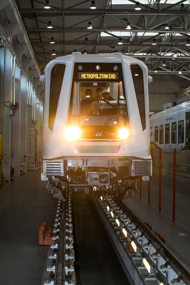 Siemens Inspiro pro Sofii. (foto: Newag)