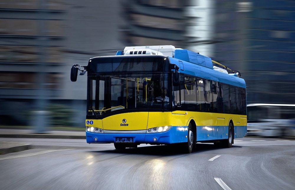 Do Plevenu má Škoda Electric dodat celkem 14 parciálních trolejbusů. (foto: Škoda Electric)