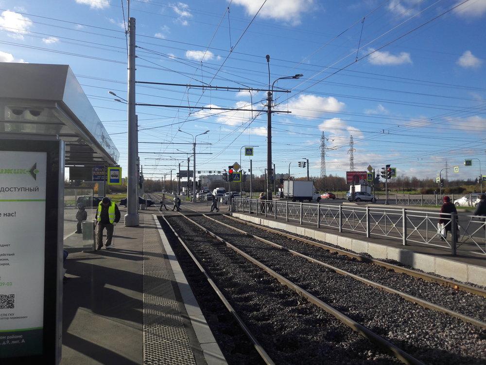 Pár obrázků z infrastruktury.