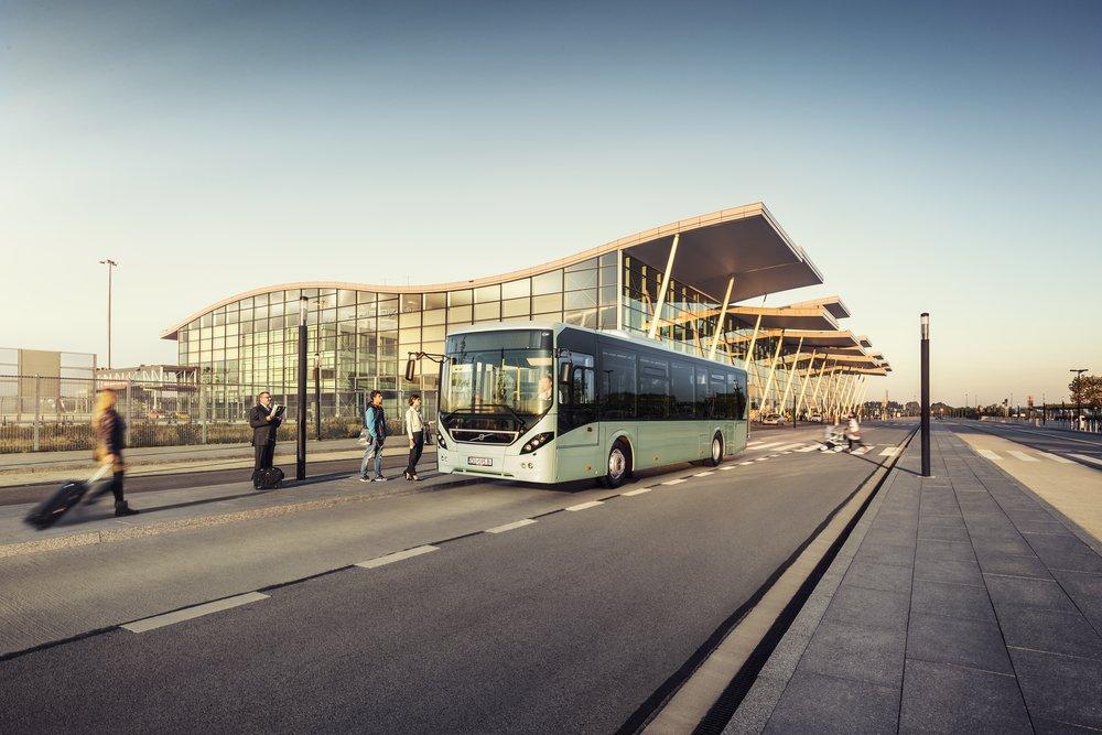 Autobus Volvo 8900 je na trhu nabízen od roku 2011. (foto: Volvo Buses)