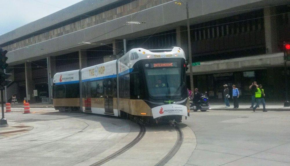 Celkem bylo pro provoz v Milwaukee dodáno 5 vozů Liberty. (zdroj: Wikipedia.org)