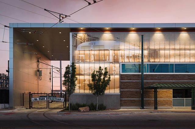 Romantická vozovna. (foto: Justin Hamel/El Paso Streetcar)