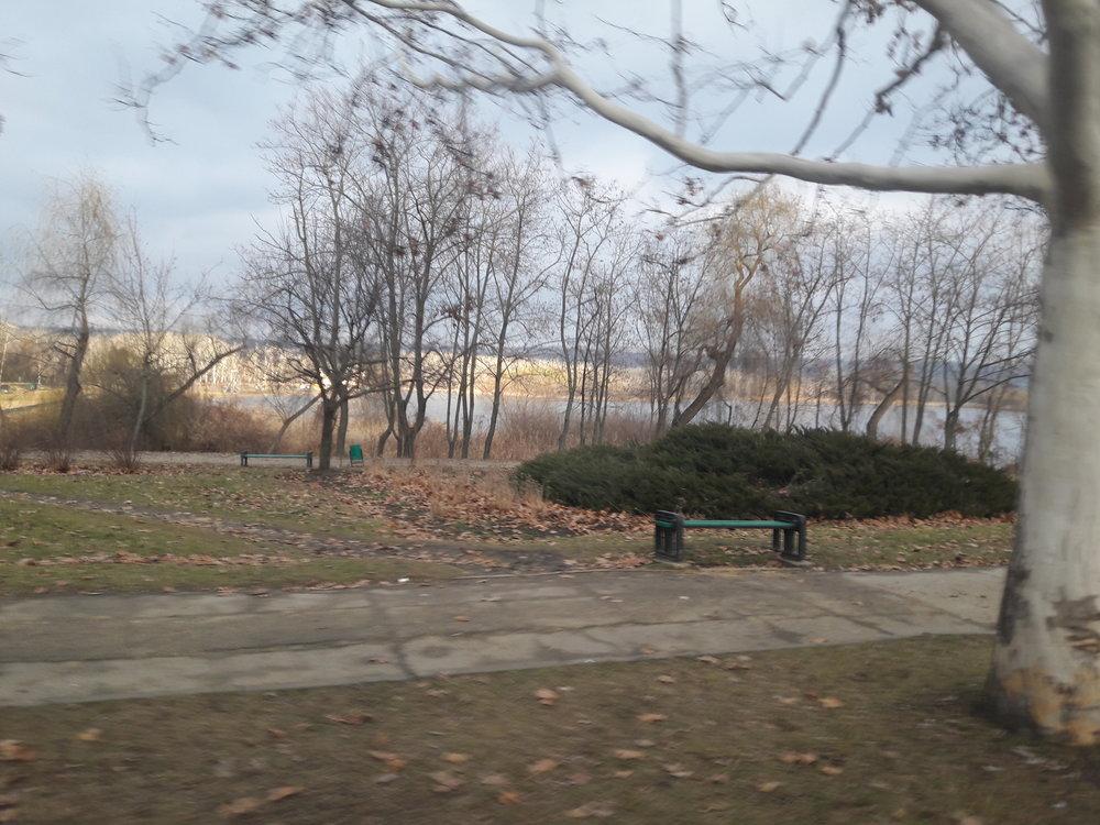 Z trolejbusu uvidí sice návštěvník Kišiněva skoro celé město, ale výhledy jsou to obvykle neatraktivní. Na severozápadě města je aspoň z trolejbusu k vidění vodní plocha.