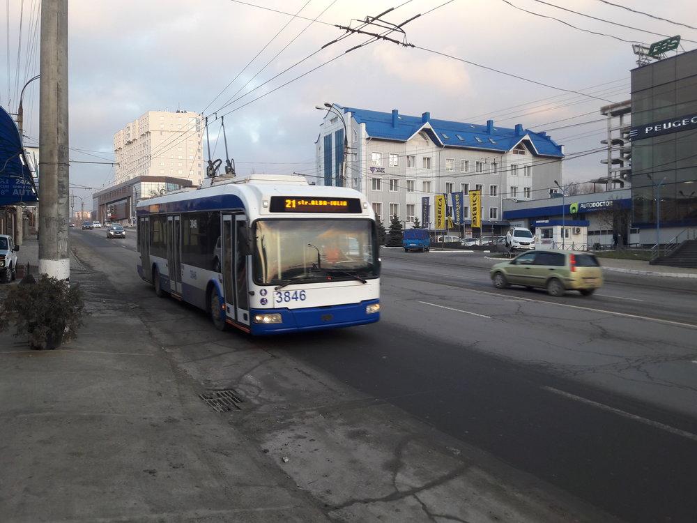 Na severovýchodě města, na ulici Calea Orheiului.