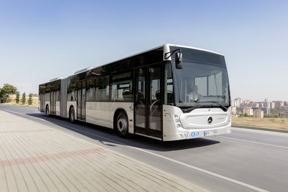 Autobus Mercedes-Benz Conecto G. (foto: EvoBus)