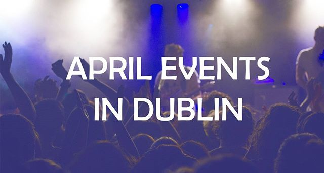New blog post! Looking for fun things to do in Dublin this month? Hit the link in the description bar!  #eventprofs #Dublin  #ireland #ireland #events #festivals