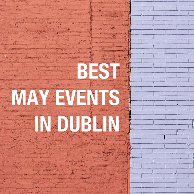 This week's blog is up! Find out what events are not to be missed this month! Follow the link in our description. #eventprofs #Dublin #events #festival #May #blog