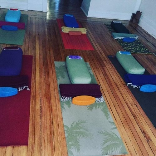 - UYF and Buddha Body Yoga are teaming up to bring you peace and solidarity with 4-week Saturday sessions with Anita from Body Buddha Yoga. Sessions will be held at UYF's Harlem Studio.Classes will be 11am-12:30pmOctober 14October 21October 28November 4Class is limited to 6 students so make sure you go register now!Contribution: $150