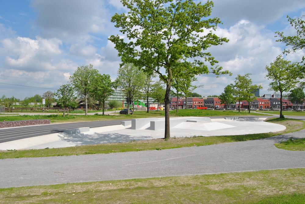 Skatetracks maakt grensverleggende skateparken van beton