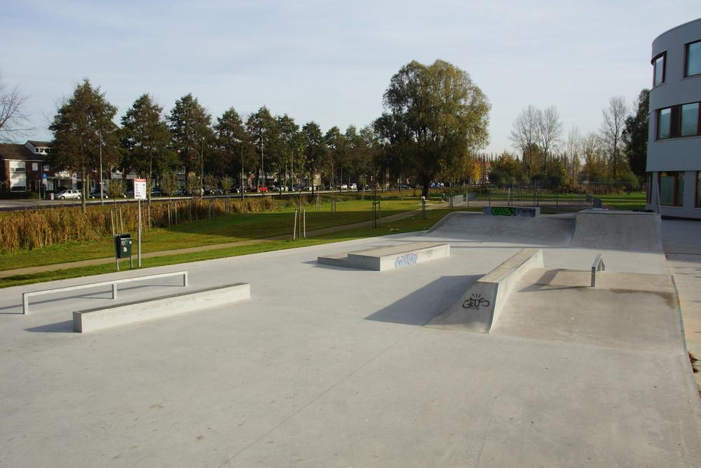Investeer verstandig in inspirerende functionele skateparken