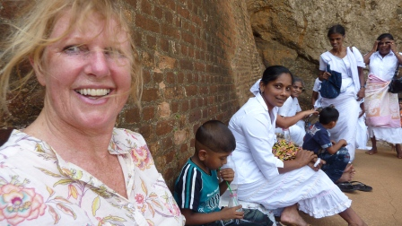 Nina after climbing Sigiriya pic by Alice Gage.jpg