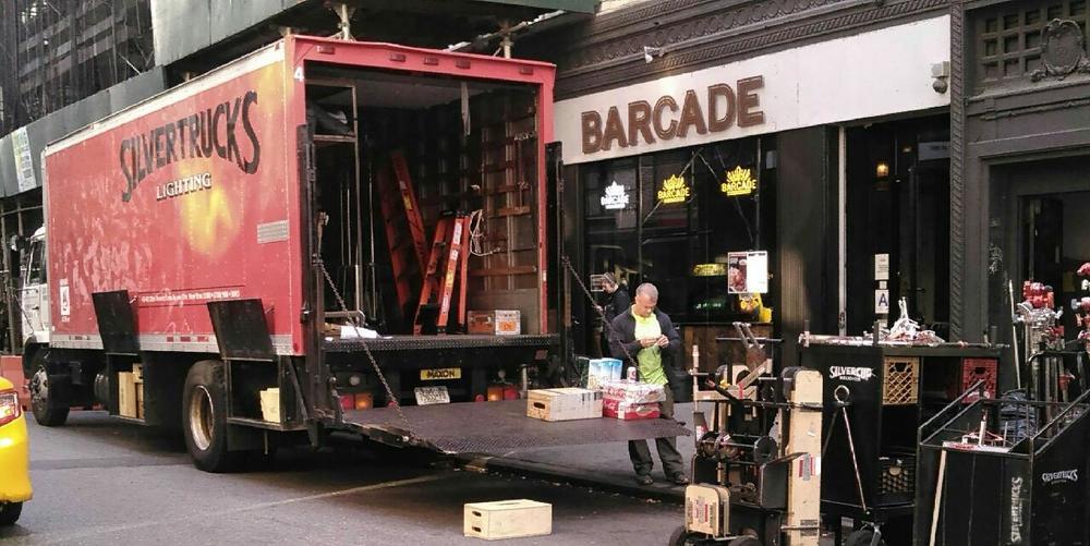 Barcade x Silvertrucks