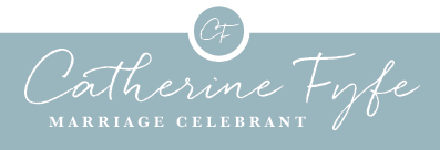Catherine Fyfe Marriage Celebrant