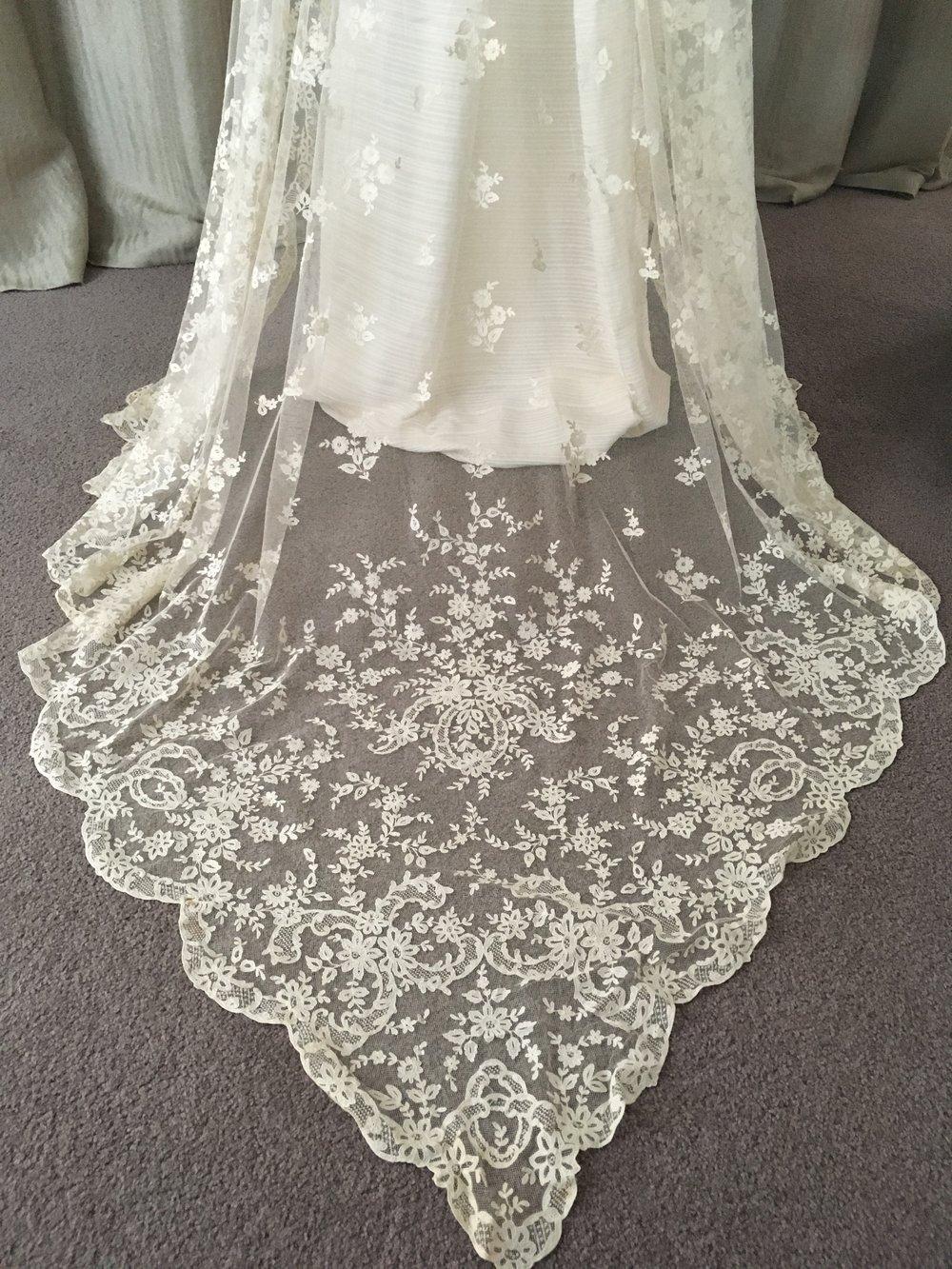 Elisabeth's veil