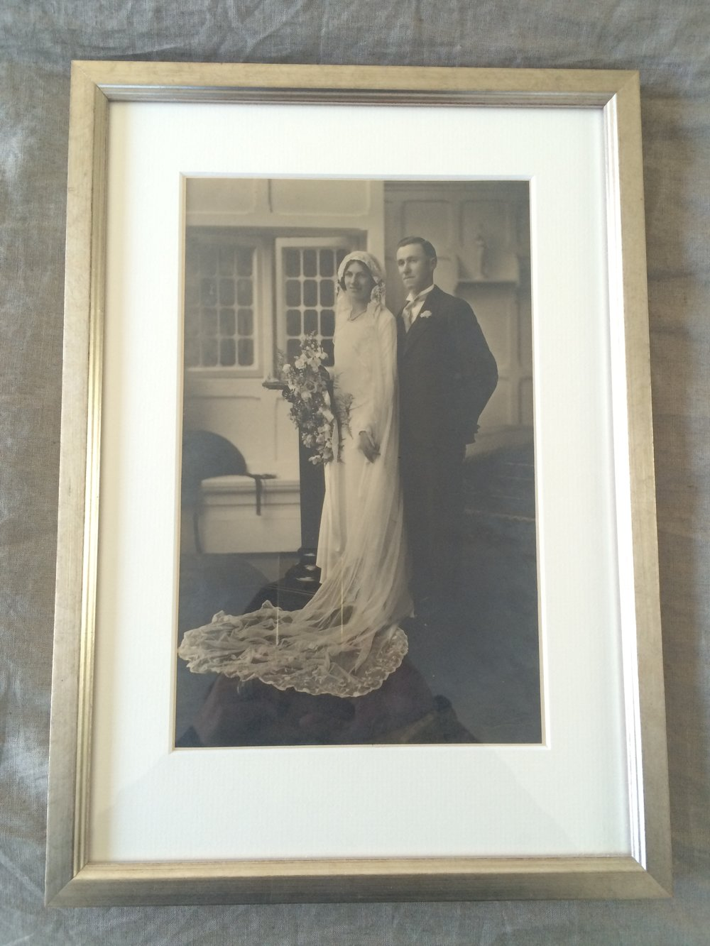 Rita and Ernest, Christchurch
