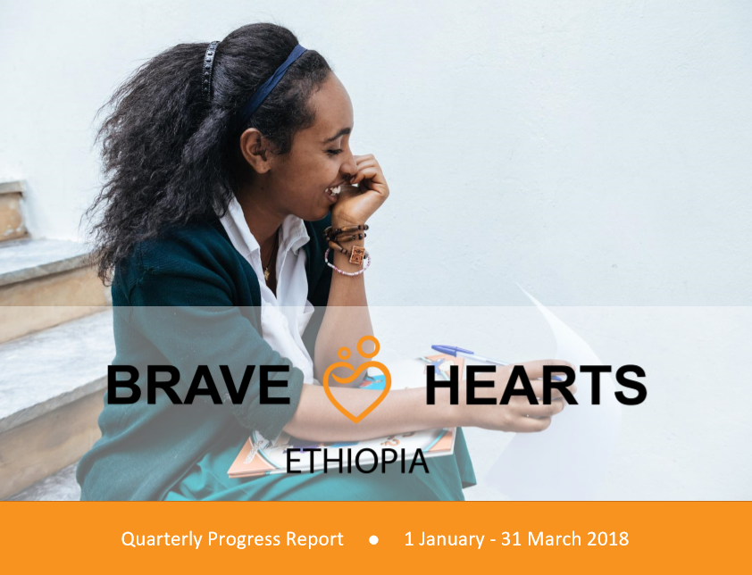Click  here  to download our 2018 First Quarter Progress Report
