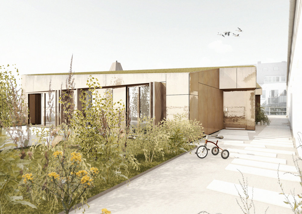 Architektur kontor becker hoffmann partg mbb architekturb ro in weimar - Architektur weimar ...