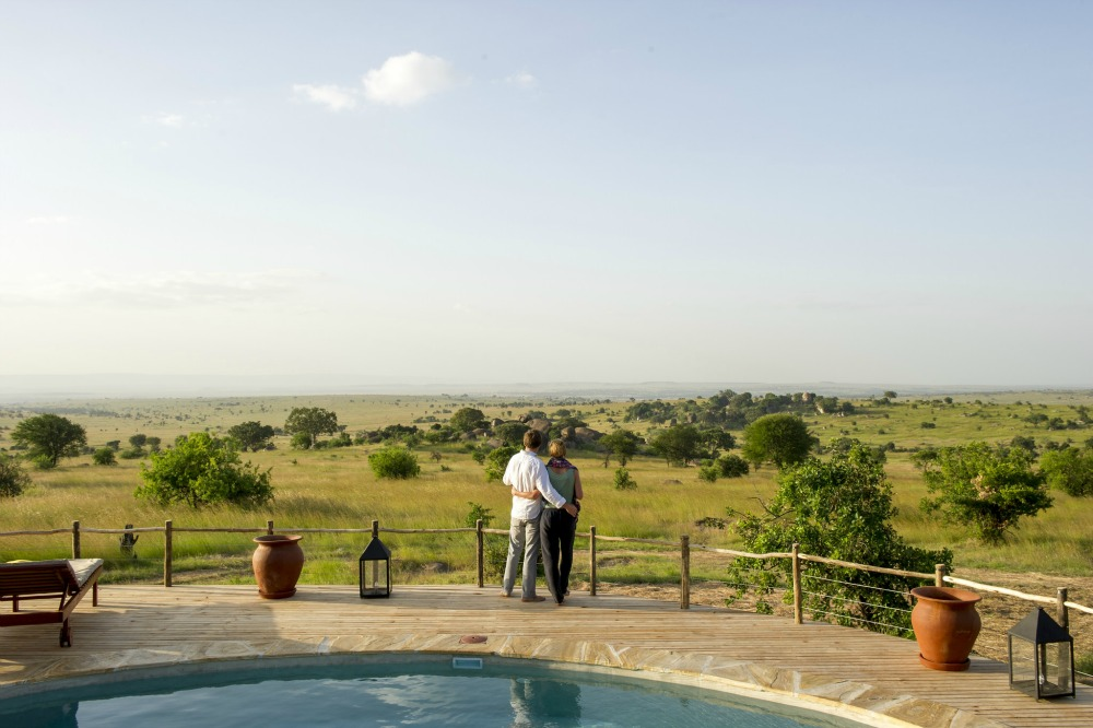 HONEYMOON SAFARI  Congrats! Now relax and be pampered.