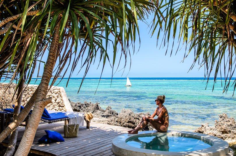 ZANZIBAR ISLAND Relax, get a massage,scuba, snorkel,sail ++