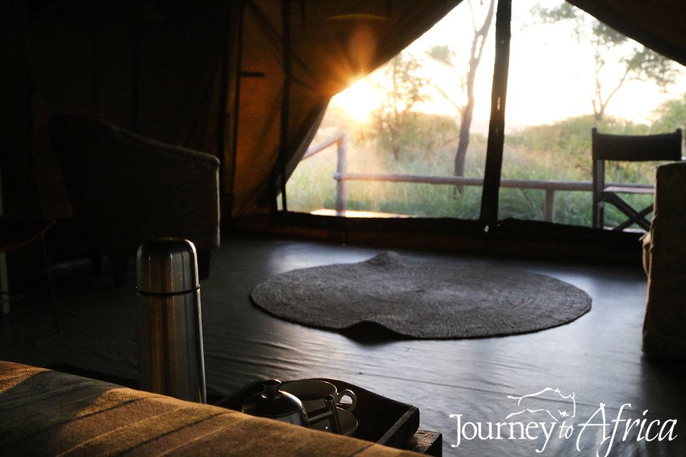 dunia camp serengeti tanzania