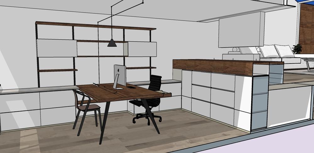 Interieurarchitect studio buijs splitlevel woning interieuradvies den haag studio - Studio ontwikkeling ...