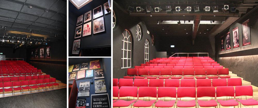 Buijs | studio | theater Pepijn | binnenhuisarchitect