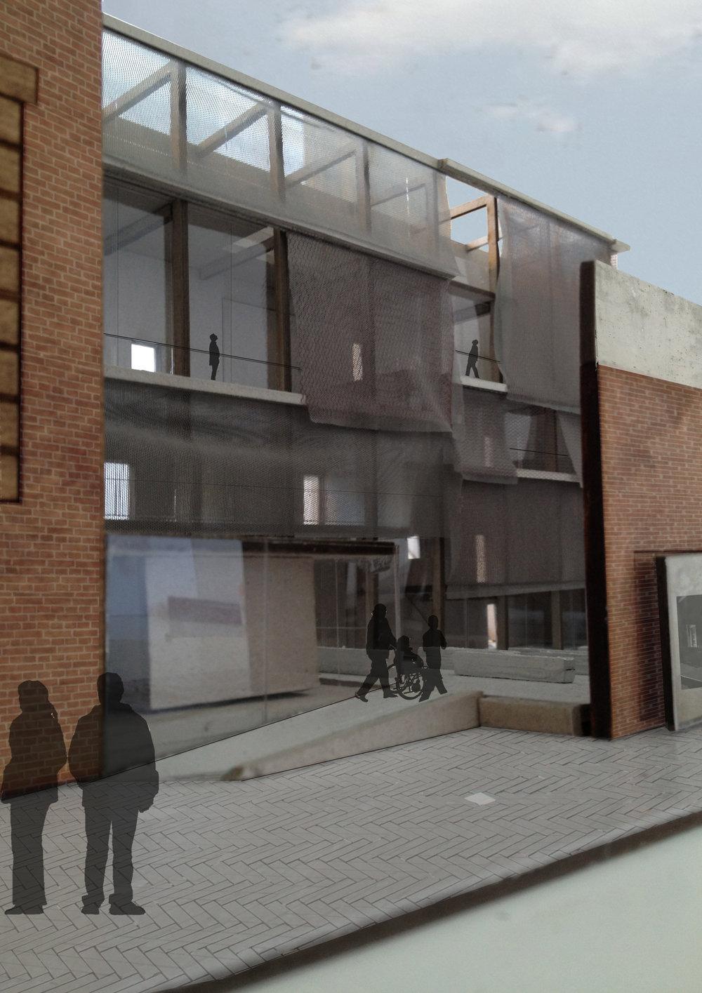 Asta Theater- Melanie Buijs- Kabk afstuderen - studio buijs- interieurarchitectuur