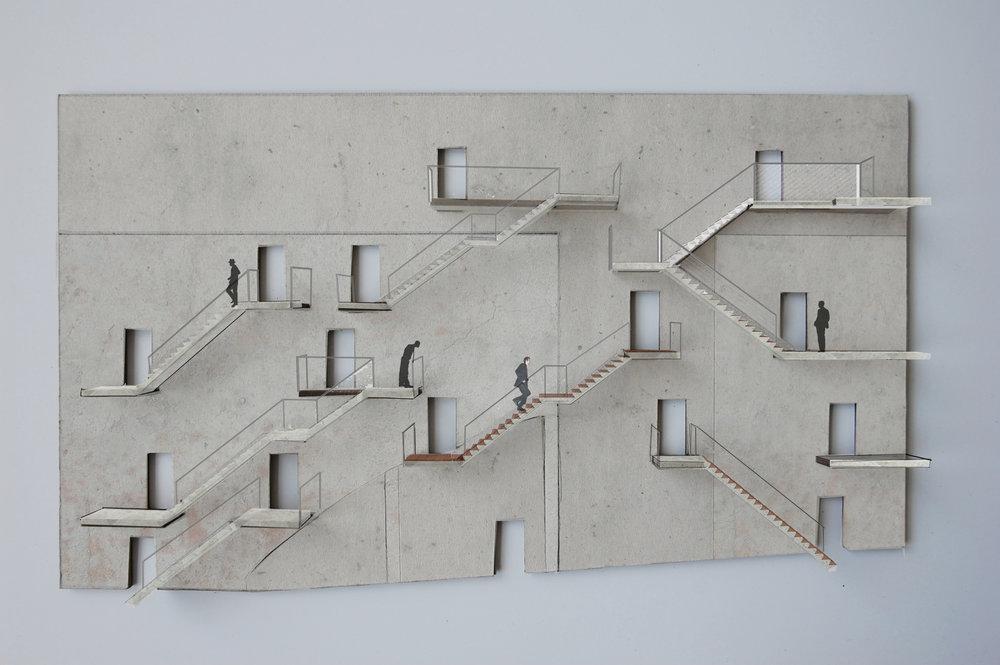 Escher Asta Theater- Melanie Buijs- Kabk afstuderen - studio buijs- interieurarchitectuur