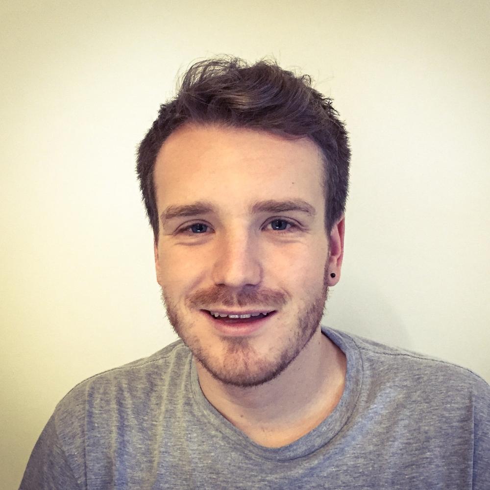 Jonny Luke  - Senior Youth Worker