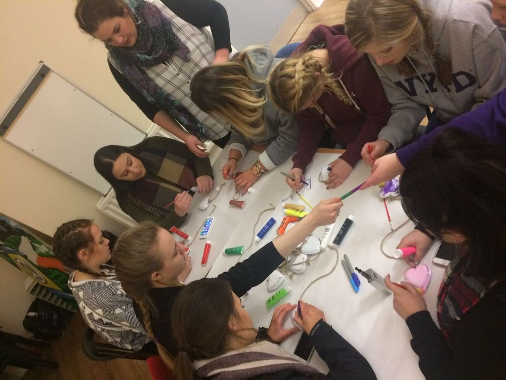 'Discover Me' workshop exploring personal strengths and potential