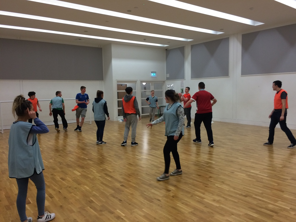 Sports workshop