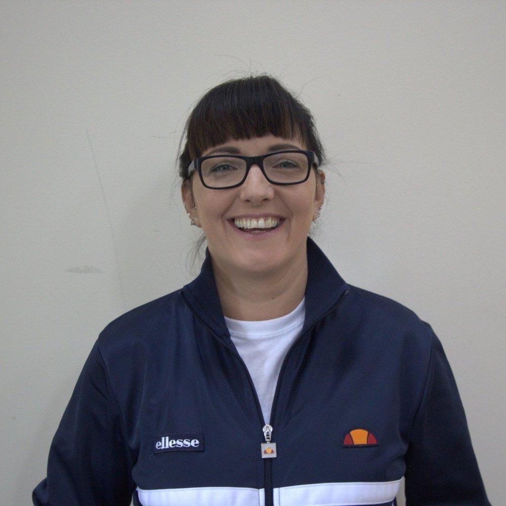Lizzie Brown  - Senior Youth Worker